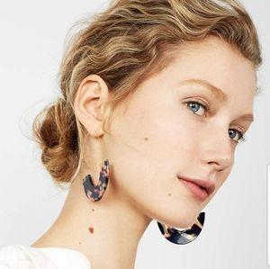 Jewelry - 3/$15 Acrylic Resin Earrings